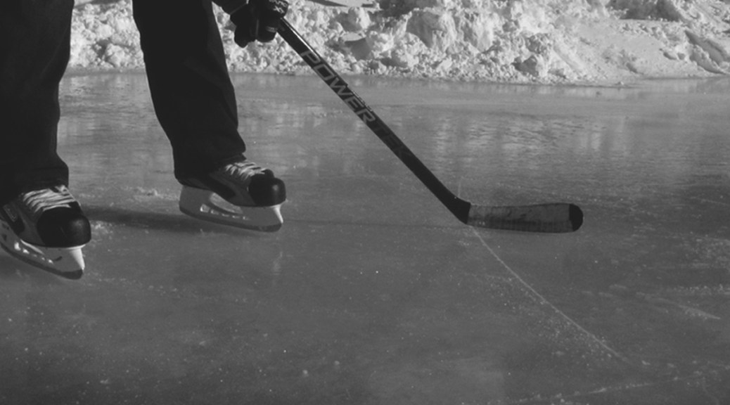 Lily Lake's Pavilion Cup 'Nothing Better Than Playing Hockey On The Ice'