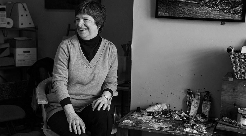 Lynn Wigginton and The Drama of the Door Knob