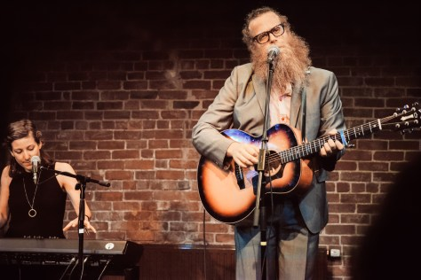 Ben Caplan (John England/The East)