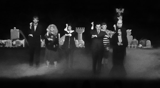 The Addam's Family (John England/The East)