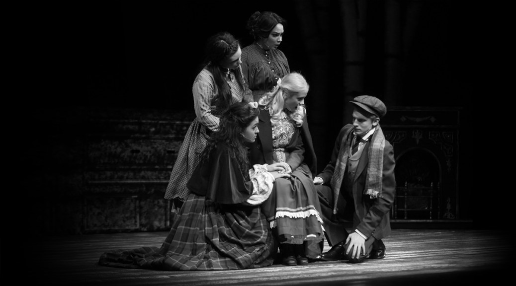 In Review: TNB's 'Little Women, The Broadway Musical'