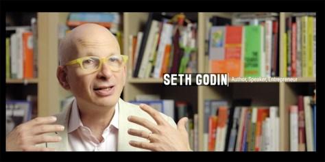 Seth Godin, not a millennial but an insightful marketer