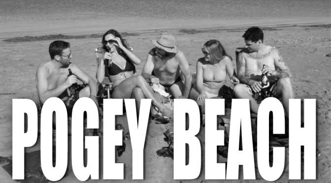Just Passing Through Pogey Beach