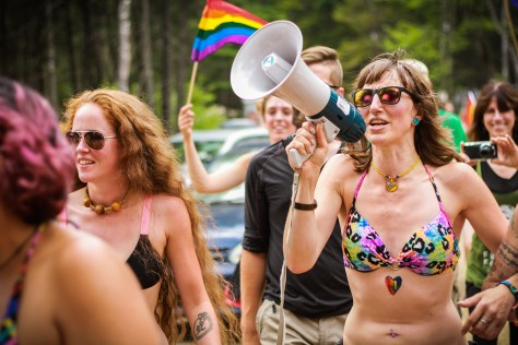 Pride Parade (Leelynn Bardsley)