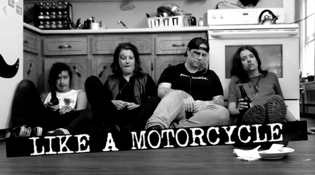 "Video: Like A Motorcycle's ""Nobody Knows"""