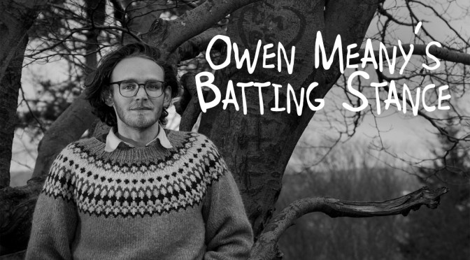 Owen Meany's Batting Stance