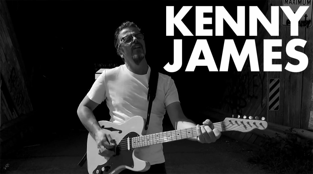 Video: Kenny James's 'Truth In Every Lie'