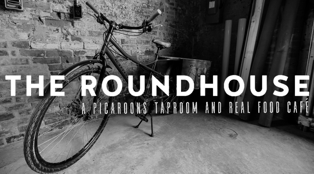Real Food Café Coming To Picaroons' Roundhouse