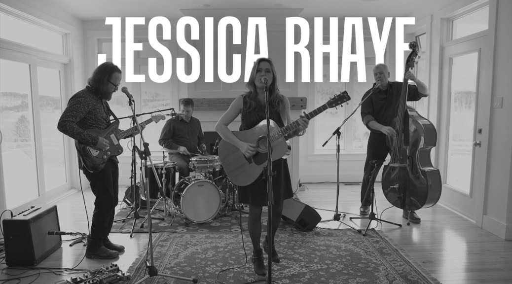 Music Video: Jessica Rhaye Covers Bob Dylan's 'As I Went Out One Morning'