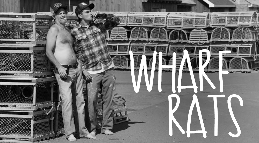 Wharf Rats: New Web Series Proves That Comedy Is PEI's Next Big Export