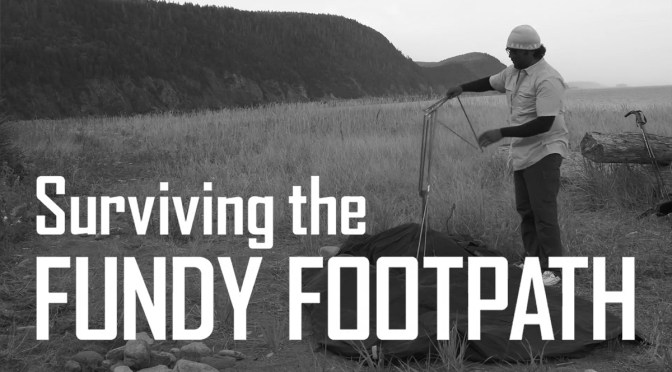 Surviving The Fundy Footpath Film Releases Official Trailer