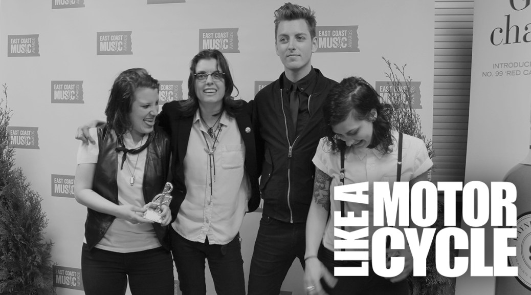 Like A Motorcycle Wins At ECMAs – Pawns Award
