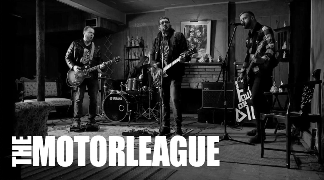 Music Video: The Motorleague Releases 'Wounded Animal'