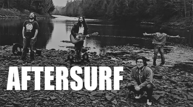 Single: Aftersurf Revisit The Sixities With 'You Wanted To'