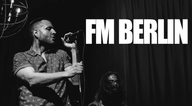 New Music: FM Berlin Stick The Landing On 'At Least You're Having Fun'
