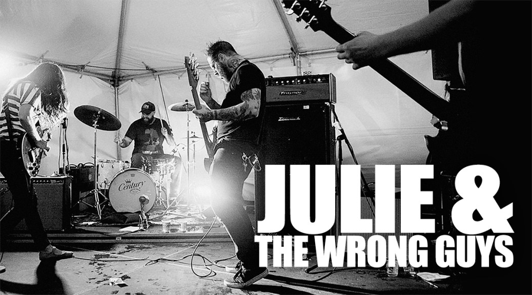 New Music: Julie & The Wrong Guys Release Self-Titled Album