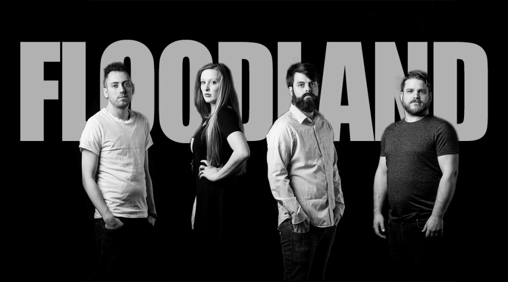 New Music: Floodland Releases Second Album 'Static Walls'