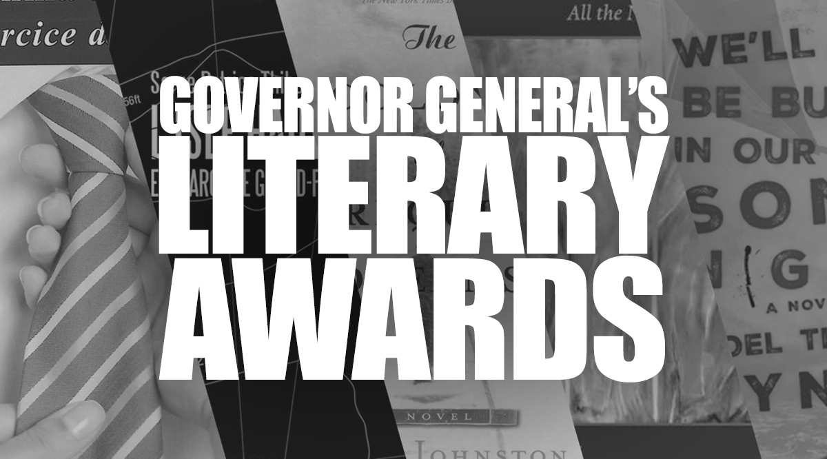 East Coast Writers Shortlisted For Governor General's 2017 Literary Awards