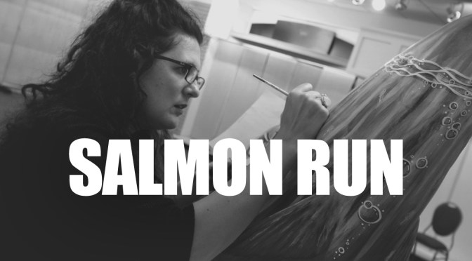 DiscoverSJ: 'Salmon Run' Fundraiser For InterAction School Of Performing Arts