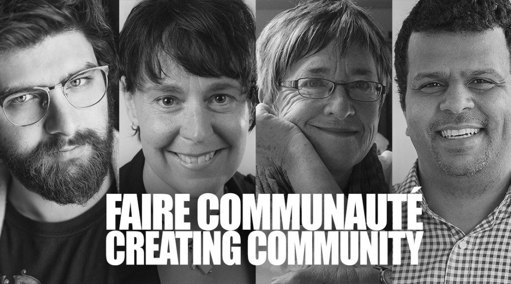 Faire Communauté/Creating Community: Literary Event Aims to Unite Local Culture and Celebrate Language Diversity