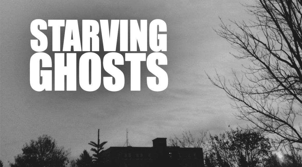 New Music: Starving Ghosts' Hauntingly Beautiful 'Une Année à Moncton'