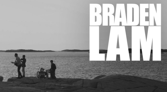 Music Video: Braden Lam Visit Some Of His Favourite Halifax Sights In 'Into The Light'