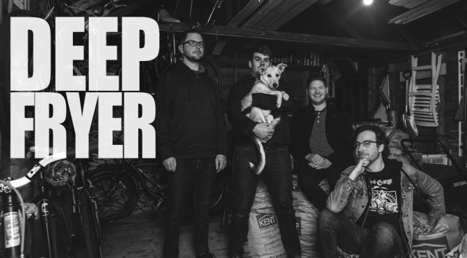 New Music: Deep Fryer's 'Rockin' Right Hard' Is Greasier Than A Bucket of Dixie Lee