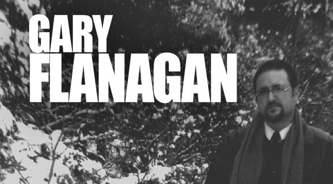 Gary Flanagan Re-Releases 'Lights & Frost' Just In Time For The Holidays