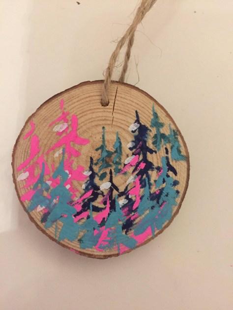 Jills Higgins Christmas Orgnaments