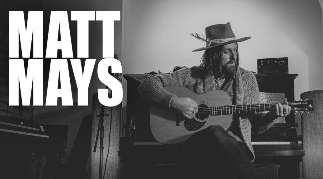 New Music: Matt Mays Turns Tough Times Into Something Beautiful With 'Once Upon A Hell Of A Time'