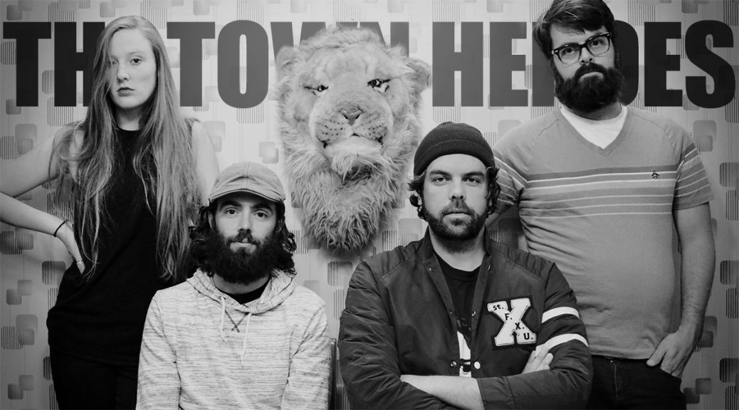 Single: A Year in the Making for The Town Heroes' 'Silent Night'