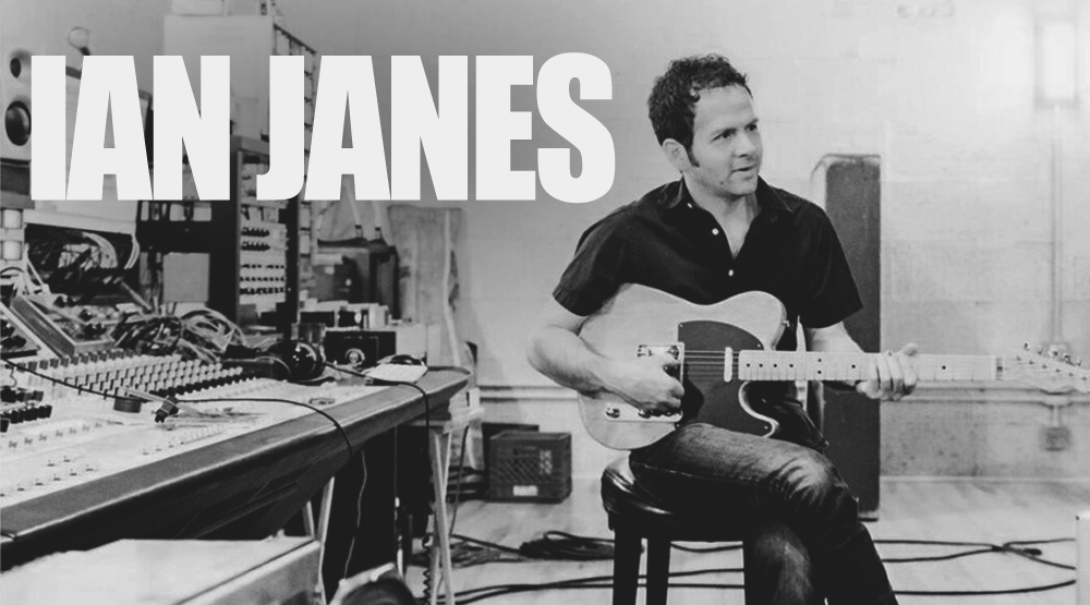 New Music: From Dartmouth To Nashville — Ian Janes Releases 'I Can't Remember Never Loving You'