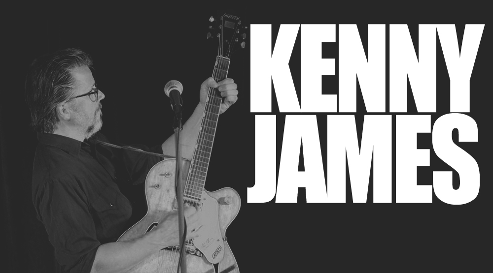 New Music: Kenny James Captures Small Town Nostalgia With 'Ghost Town'