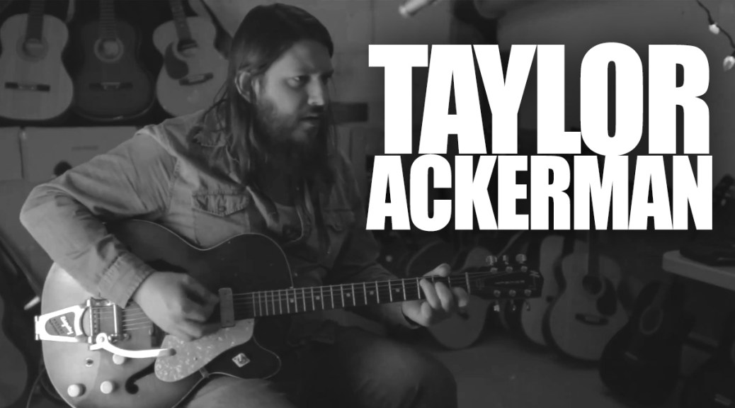 Music Video: Taylor Ackerman Introduces Upcoming EP With 'Never Ever'