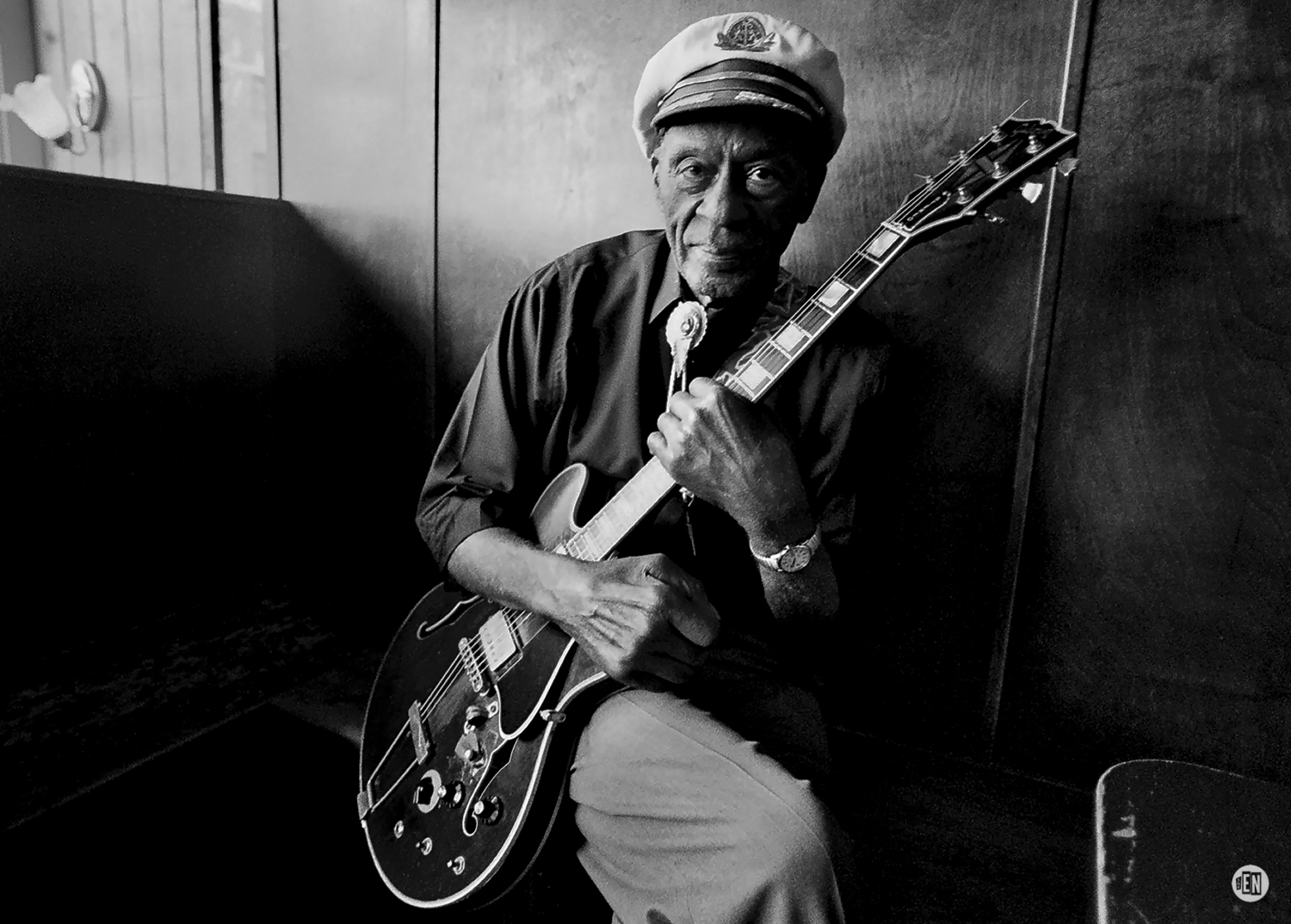 Chuck Berry photographed by Danny Clinch
