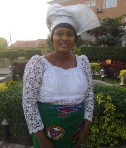 Dr Sharon Emeka