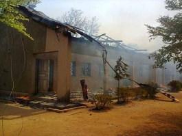 COE Gidan Waya Fire..