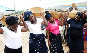 Gbagyi Women..
