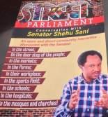 Shehu Sani's Street Parliament
