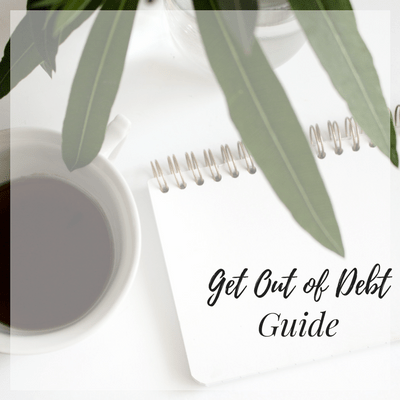 The Ultimate Get Out Of Debt Guide