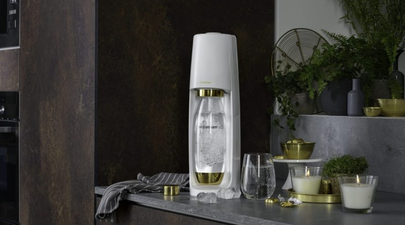 soda stream regali green