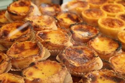 Pasteis de nata, Portugal