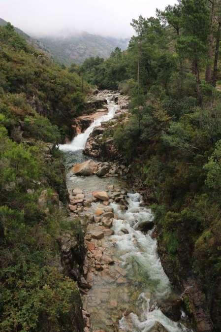N308, Parque Nacional Peneda-Gerês, Geres Portugal