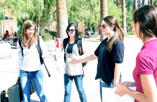 university enrollments