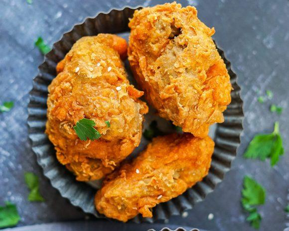 Vegan Popeyes Bonafide Chicken (Vegetarian)