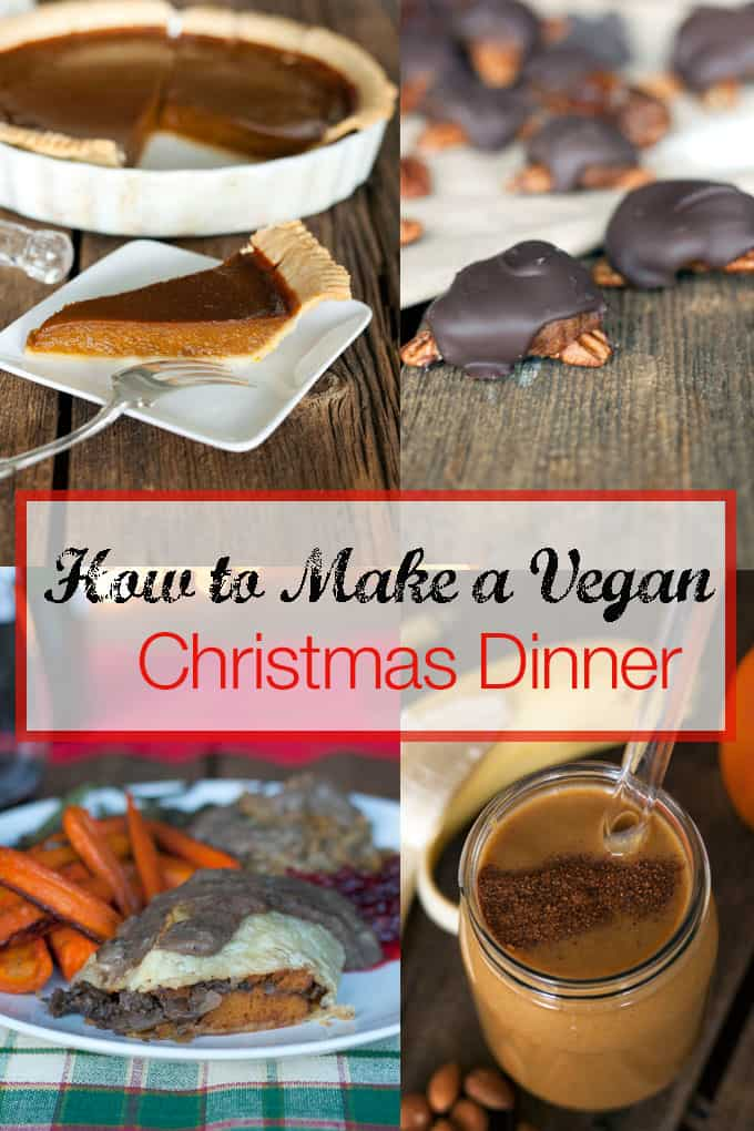 How to make a vegan Christmas dinner