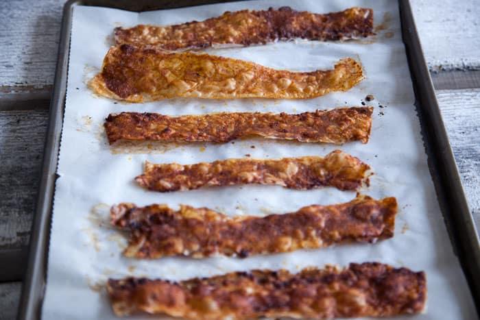 Vegan Recipe: Make Vegan Bacon Using Rice Paper