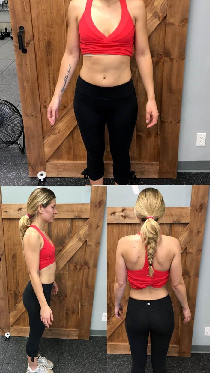 the edgy veg fitness goals