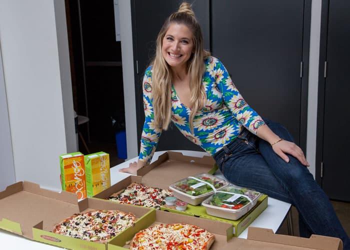 vegan pizza edgy veg