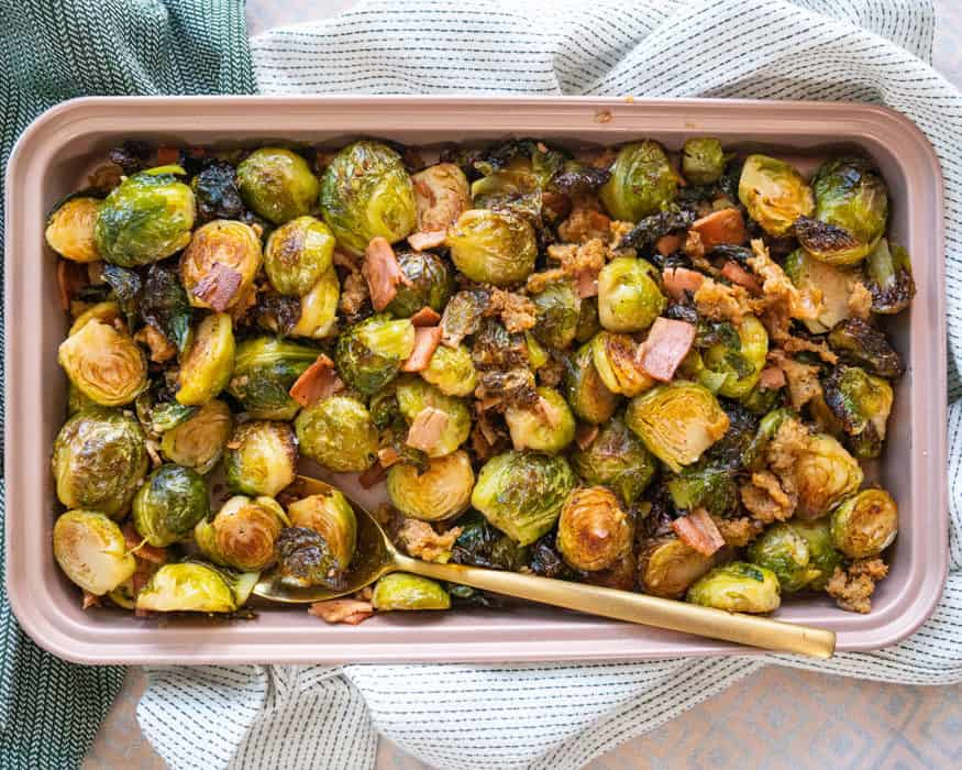 Vegan Brussels Sprouts Recipe